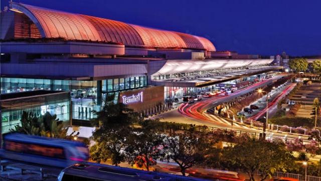 พาทัวร์สนามบินชางฮี สิงคโปร์ Terminal 2