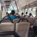 พานั่งรถเมล์สิงคโปร์ การเดินทางที่สบายยิ่งกว่ารถไฟฟ้า