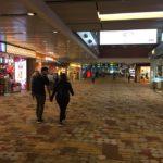 พาทัวร์สนามบินชางฮี สิงคโปร์ Terminal 1
